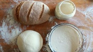 nấm men trong làm bánh mì
